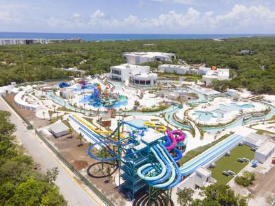 Nickelodeon Hotels & Resorts Riviera Maya, panorámica Aqua Nick.jpg (PRNewsfoto/Karisma Hotels & Resorts)