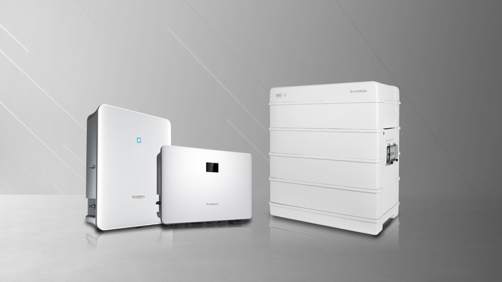 Sungrow Residential PV and Storage Products